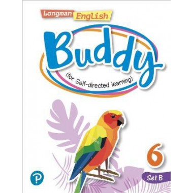 Longman English Buddy (Self directed-learning) 6 (Set B)
