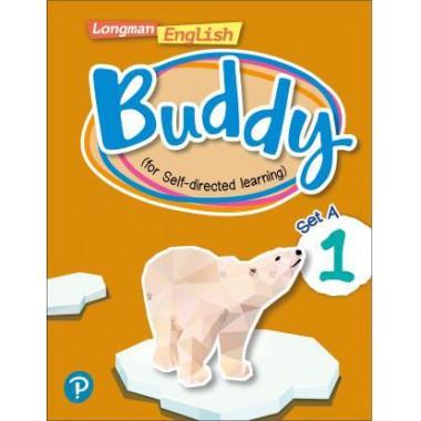 Longman English Buddy (Self directed-learning) 1 (Set A)