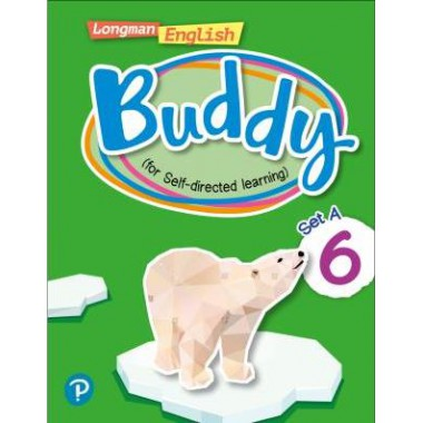Longman English Buddy (Self directed-learning) 6 (Set A)