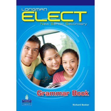 Longman Elect NSS Grammar Book (2010 Edition)(including CD-ROM)