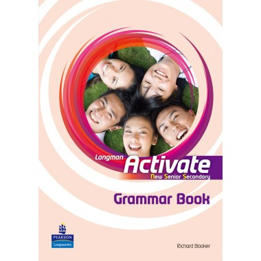Longman Activate NSS Grammar Book  (2010 Edition)(including