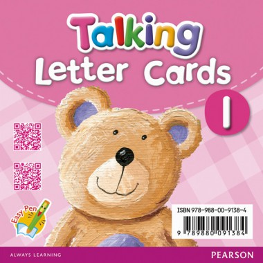 Hello, ABC! Talking Letter Cards 1