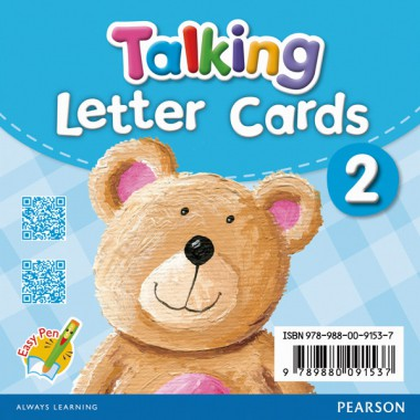 Hello, ABC! Talking Letter Cards 2