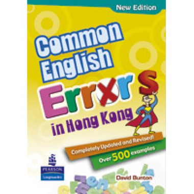 COMMON ENG ERRORS IN HK NEW ED