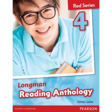 Longman Reading Anthology (Red Series) Book 4