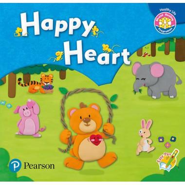 SRP 4 MICE TALKING BK 1 HAPPY HEART (K3)