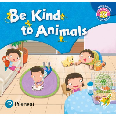 SRP 4 MICE TALKING BK 2 BE KIND TO ANIMALS (K3)