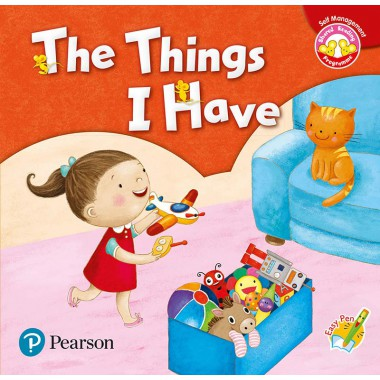 SRP 2 MICE TALKING BK 5 THE THINGS I HAVE (K1)