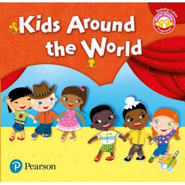 SRP 2 MICE TALKING BK 6 KIDS AROUND THE WORLD (K1)