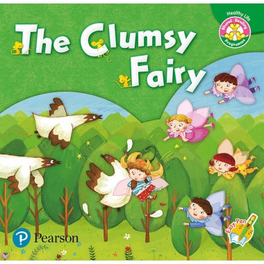 SRP 3 MICE TALKING BK 1 THE CLUMSY FAIRY (K2)
