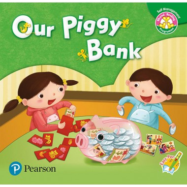 SRP 3 MICE TALKING BK 5 OUR PIGGY BANK (K2)