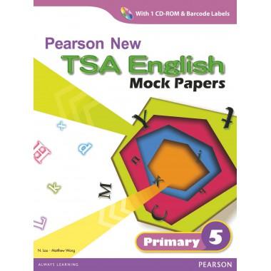 PEARSON NEW TSA ENG MOCK PAPERS P5