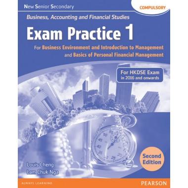 NSS BAFS: Compulsory Part Exam Practice 1 (2E)