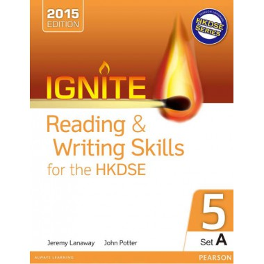 Ignite Reading & Writing Skills for the HKDSE Bk 5 (Set A)