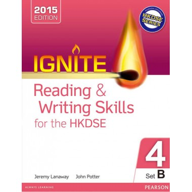 Ignite Reading & Writing Skills for the HKDSE Bk 4 (Set B)