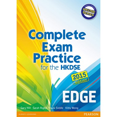 CEP for the HKDSE Edge (2015 ed)(Set 1-8) (without answer key)
