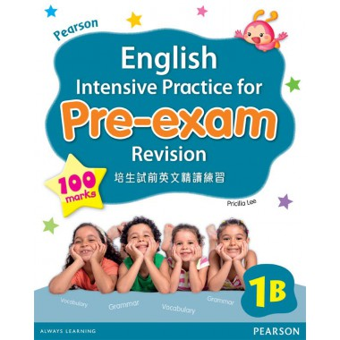 PEARSON ENG INT PRACT FOR PRE-EXAM REVISION 1B