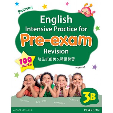 PEARSON ENG INT PRACT FOR PRE-EXAM REVISION 3B
