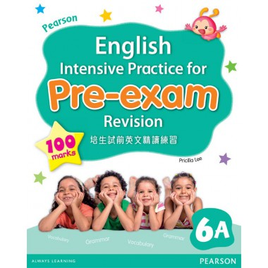 PEARSON ENG INT PRACT FOR PRE-EXAM REVISION 6A