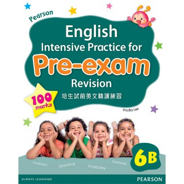 PEARSON ENG INT PRACT FOR PRE-EXAM REVISION 6B