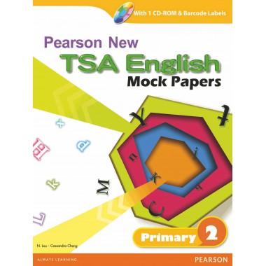 PEARSON NEW  TSA  ENG MOCK PAPERS P2