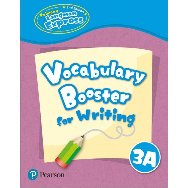 PRI LMN EXPRESS 2E Vocabulary Booster For Writing 3A