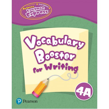 PRI LMN EXPRESS 2E Vocabulary Booster For Writing 4A