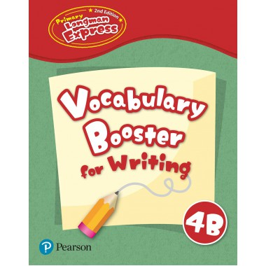 PRI LMN EXPRESS 2E Vocabulary Booster For Writing 4B