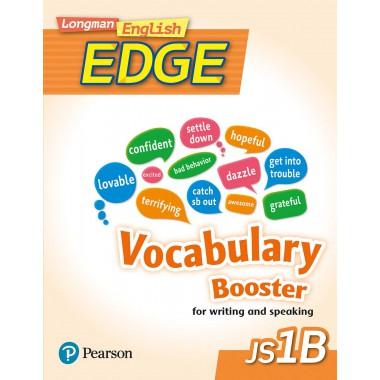 Longman English Edge JS1B Vocabulary Booster