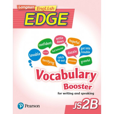 Longman English Edge JS2B Vocabulary Booster