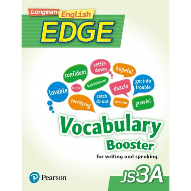 Longman English Edge JS3A Vocabulary Booster