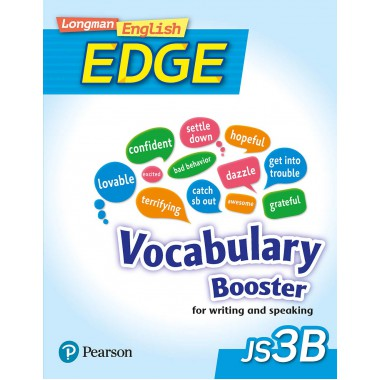Longman English Edge JS3B Vocabulary Booster
