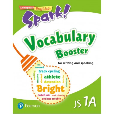 Longman English Spark! JS1A Vocabulary Booster