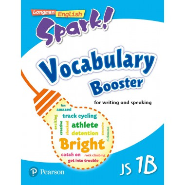 Longman English Spark! JS1B Vocabulary Booster