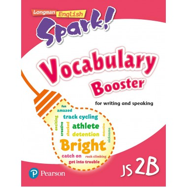 Longman English Spark! JS2B Vocabulary Booster
