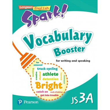 Longman English Spark! JS3A Vocabulary Booster