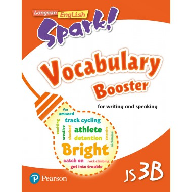 Longman English Spark! JS3B Vocabulary Booster
