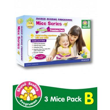 3 MICE Premium Pack B