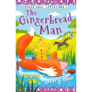 LP Story Time - Gingerbread Man