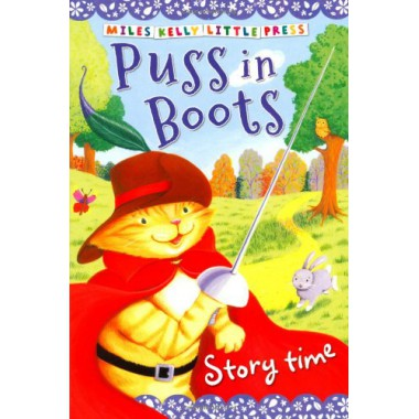 LP Story Time - Puss in Boots