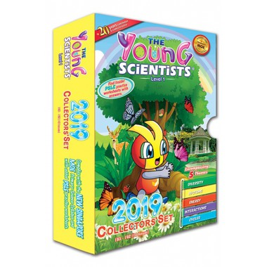 Young Scientist Box Set 2019 (10 Books) L1