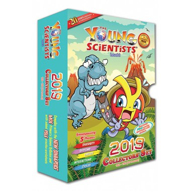 Young Scientist Box Set 2019 (10 Books) L2