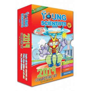 Young Scientist Box Set 2019 (10 Books) L3