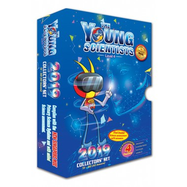 Young Scientist Box Set 2019 (10 Books) L4