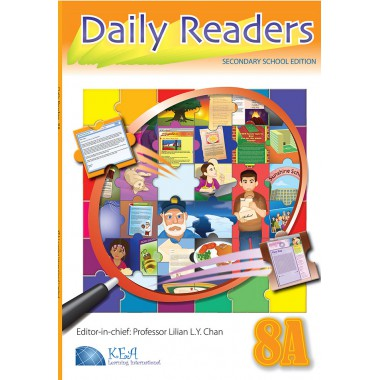 Daily Readers 8A