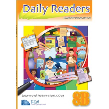 Daily Readers 8B