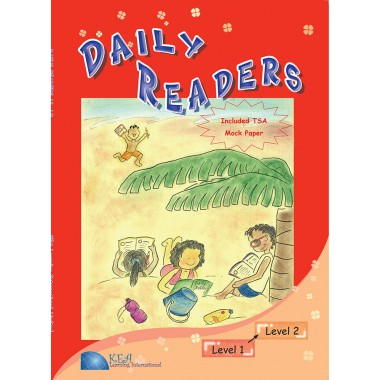 Daily Readers Level 1-2