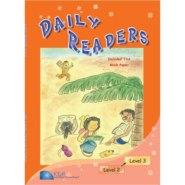 Daily Readers Level 2-3