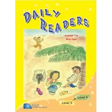 Daily Readers Level 3-4