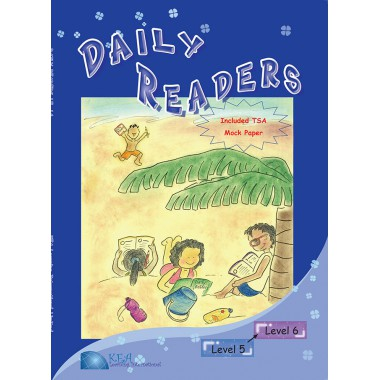 Daily Readers Level 5-6